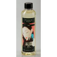 Shiatsu érzéki masszázsolaj rózsa illattal 250 ml masszázsolaj és gél