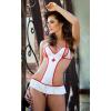 Softline Rita szexi ápolónő jelmez erotikus ruha