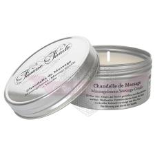 Joydivision Femme Fatale masszázsgyertya vanília illattal 125 ml masszázsolaj és gél