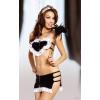 Softline Amber szexi 3 részes szobalány jelmez erotikus ruha