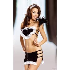 Softline Amber szexi 3 részes szobalány jelmez erotikus ruha fantázia ruha