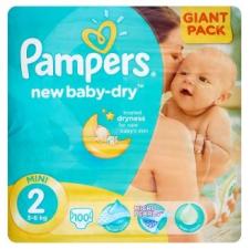 Pampers New Baby pelenka 2 méret, Mini 100 db pelenka