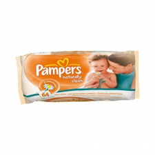 Pampers Natural Clean baba törlõkendõ 64 db pelenka