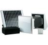 Vents Hungary Vents Twin Fresh Solar SA-60 Pro Hővisszanyerős Szellőztető Ventilátor hűtés, fűtés szerelvény