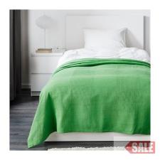 INDIRA Ágytakaró, zöld C SALE PARTNER ágy és ágykellék