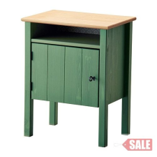 HURDAL Éjjeliszekrény, zöld C SALE PARTNER kerti bútor