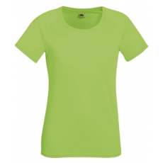 Fruit of the Loom FoL Lady-Fit Performance T, 61-392, lime (FoL Lady-Fit Performance T, 61-392, lime)
