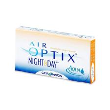 Alcon Air Optix Night & Day Aqua - 6 darab kontaktlencse