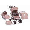 Lorelli Apollo travel system babakocsi - 2016 Beige Friends