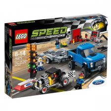 LEGO SPEED CHAMPIONS: Ford F-150 Raptor és Ford Model A Hot Rod 75875 lego