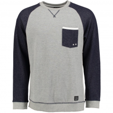 O'Neill LM COUPLED SWEATSHIRT Pulóver,sweatshirt D (O-601402-o_5035-Navy Night)