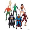 DC csomag 6 bábus Justice League Action Alex Ross 17-18cm gyerek