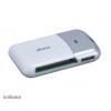 Akasa USB 3.0 Multi Card Reader - Ezüst AK-CR-05U3SL