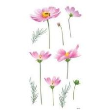 Tóparti növény tapéta, díszléc és más dekoráció