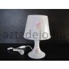 Lámpák romantikus stílusban vintage