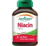 Jamieson Niacin 500mg inozitollal tabletta 60db táplálékkiegészítő