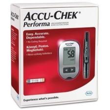 Accu-Chek Performa vércukormérő 1db vércukorszintmérő