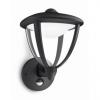 Philips 15479/30/16 - LED kültéri lámpa ROBIN érzékelővel 1xLED/4,5W/230V
