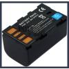 JVC GZ-MS100 7.4V 2500mAh utángyártott Lithium-Ion kamera/fényképezőgép akku/akkumulátor