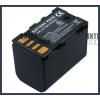 JVC GZ-HM80 7.4V 3000mAh utángyártott Lithium-Ion kamera/fényképezőgép akku/akkumulátor