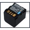 JVC GR-D640 7.4V 1500mAh utángyártott Lithium-Ion kamera/fényképezőgép akku/akkumulátor
