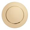 PIATTO arany színű tálca rozsdamentes acĂŠl 35cm