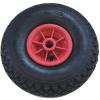 Molnárkocsi kerék műanyag felnis, sikló 3.00-4 (260x85)