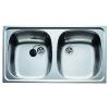 Teka Mofém EVO 2B beépíthető kétmedencés mosogató 800x440