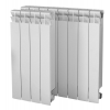 Faral Biasi tagosítható alumínium radiátor 600/3 tag