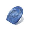 Ivanicplast Blue Ice M antibakteriális duroplast WC ülőke