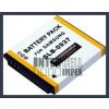 Samsung ST10 3.7V 1100mAh utángyártott Lithium-Ion kamera/fényképezőgép akku/akkumulátor