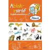 NO NAME Ablak-zsiráf foglalkoztatókönyv: Állatok