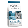 Wolf of Wilderness Blue River - lazac - 4 kg