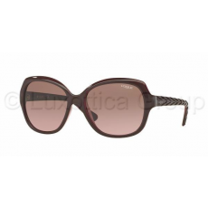 Vogue VO2871S 226214 TOP BORDEAUX/PINK TRANSP PINK GRADIENT BROWN napszemüveg