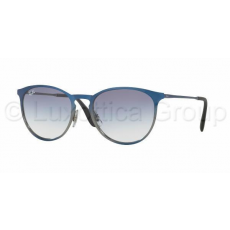 Ray-Ban RB3539 194/19 SHOT BLUE METALLIC CLEAR GRAD LIGHT BLUE napszemüveg