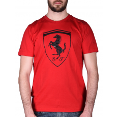 Puma Ferrari Big Shield Tee T-shirt (570681_0002)