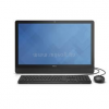 Dell Inspiron 24 3459 All-in-One PC Touch (fekete) | Core i5-6200U 2,3|4GB|250GB SSD|0GB HDD|Intel HD 520|MS W10 64|3év