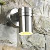 ITALUX Kültéri fali lámpa garnitúra 1-es TUBULAR
