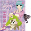 - PRINCESS TOP - MY BOOK OF SECRETS (PURPLE)