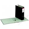 ESSELTE Iratrendező, 70 mm, A4, karton, függőmappákhoz, márványos, ESSELTE, fekete (E36040)
