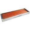 AQUA COMPUTER airplex radical 2/420mm - copper fins