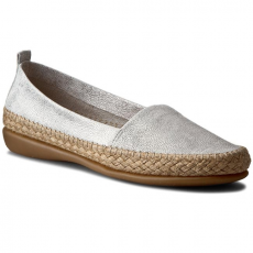 The Flexx Espadrilles THE FLEXX - Rapid A101/08 Silver