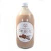 Cserpes Laktózmentes csokoládés tej 0,5 l üveges