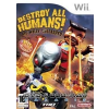 THQ Destroy All Humans! Big Willy Unleashed /Wii