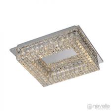 Mantra CRYSTAL LED 4586 króm LED 20W 40x40x10cm világítás