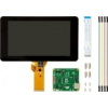 Raspberry Pi Touchscreen 7, LCD-Monitor (fekete) /0640522710386/