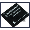 Panasonic Lumix DMC-FP5P 3.6V 660mAh utángyártott Lithium-Ion kamera/fényképezőgép akku/akkumulátor