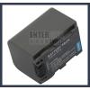 Sony DCR-HC20 7.2V 1250mAh utángyártott Lithium-Ion kamera/fényképezőgép akku/akkumulátor