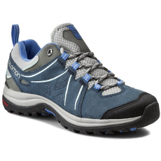 Salomon Bakancs SALOMON - Ellipse 2 Ltr W 379199 Titanium/Deep Blue/Petunia Blue