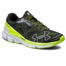 Under Armour Félcipő UNDER ARMOUR - Ua Charged Bandid 1258783-016 Ath/Fug/Msv